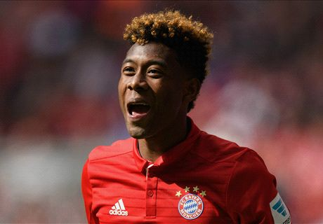 Alaba excited by Ancelotti