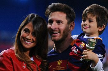 Messi: One day I'd like to return to Argentina