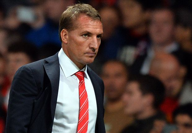 Rodgers wants Liverpool to be in the top six at Christmas