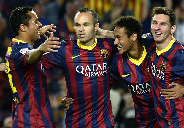 Iniesta: Neymar will come good for Barcelona