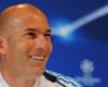 Zidane, contento con la plantilla