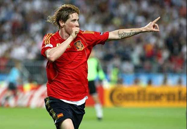 Torres Clinches Euro 2008 For Spain