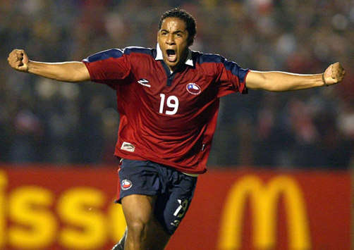 Jean Beausejour - Chile (Mexsport)