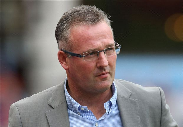 Aston Villa aren't a long-ball side, insists Paul Lambert