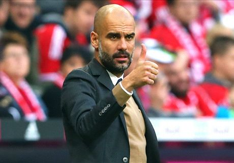 Four Bayern coaches to join Pep at City