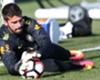 Benfica starlet Ederson has great Brazil future – Alisson