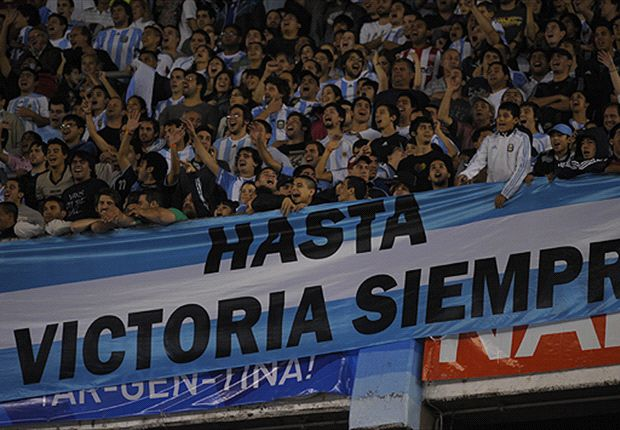 Los hinchas argentinos están contentos con la clasificación pero no con algunos convocados.