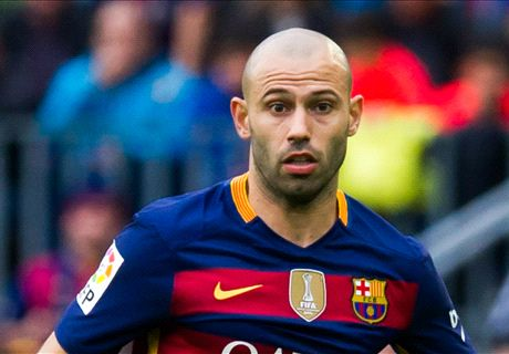 Mascherano agrees new Barcelona deal