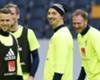 Idolisation of Ibrahimovic warranted Sweden captaincy - Hamren