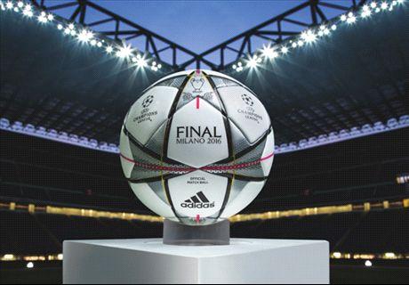 Win a UCL final match ball!