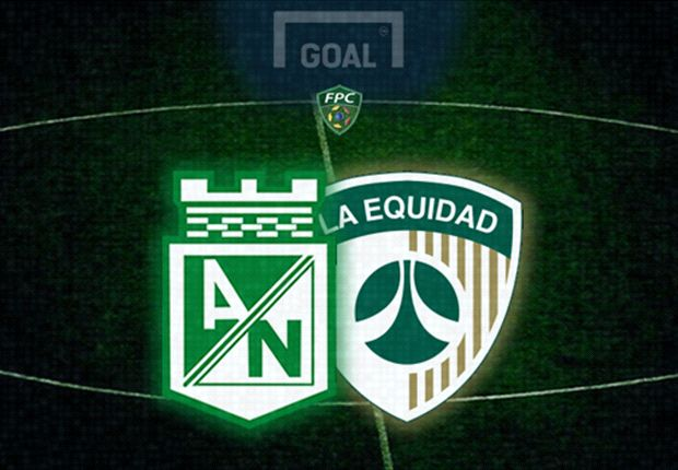 La Equidad sueña con quitarle el invicto a Atlético Nacional