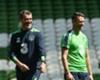 VIDEO: Robbie Keane vs Roy Keane