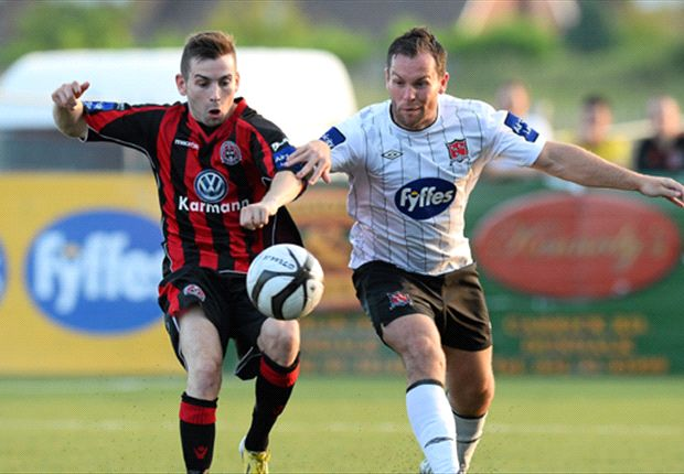 Dundalk defender Mark Rossiter disappointed with Limerick loss