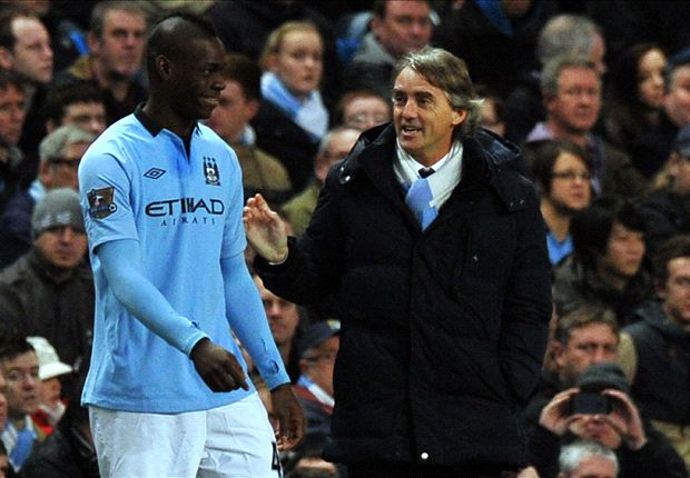 Balotelli hails Mancini influence