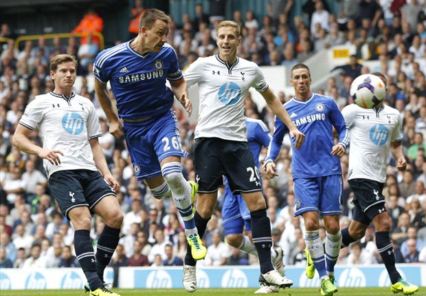 Tottenham & Chelsea Sama Kuat Di White Hart Lane
