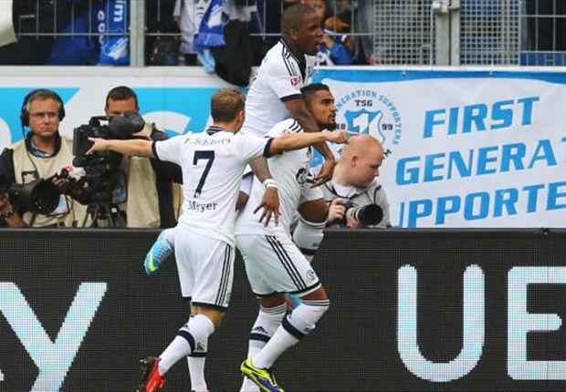 Wollen auch in Basel jubeln: Die Spieler des FC Schalke