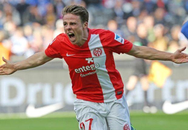 Nicolai Müller jubelt ab sofort für den Hamburger SV