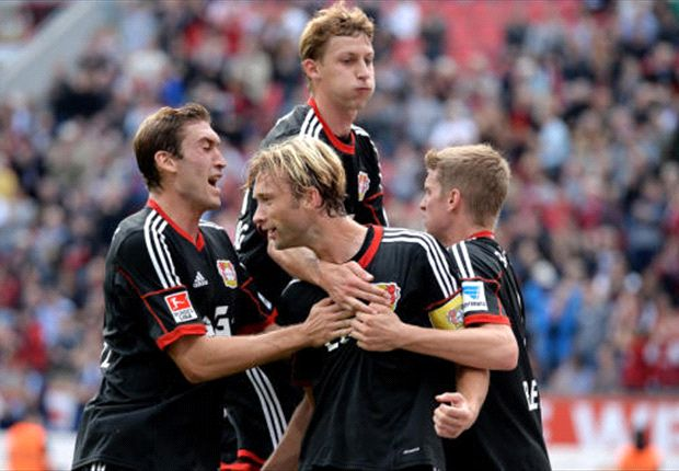 Hyypia urges high-flying Leverkusen to remain grounded