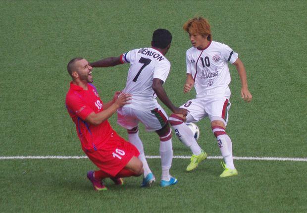 'Hugo Machado tried to play with an injury' - Dias