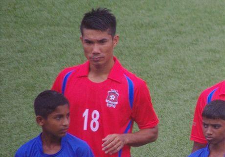 Saran Singh joins Salgaocar FC