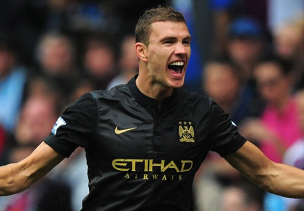 Dzeko warns Bayern: We are a different prospect now