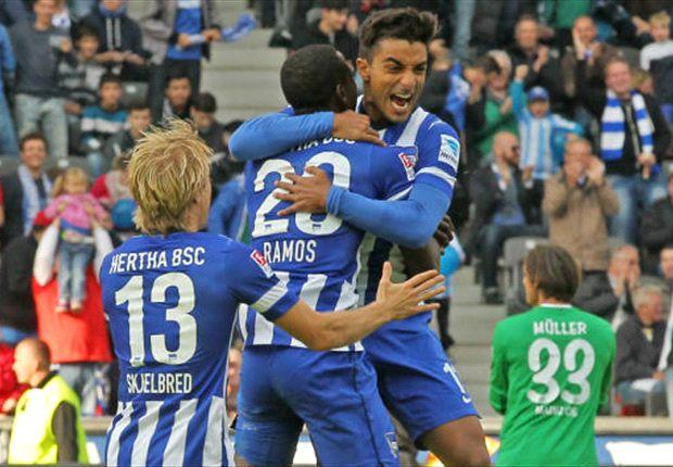 Hertha BSC hofft gegen Hannover 96 auf Auswärtspunkte