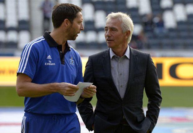 Lobte seinen neuen Torjäger: Bert van Marwijk