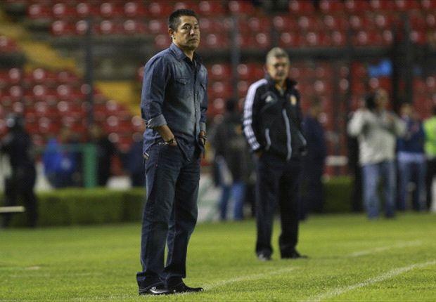 Ignacio Ambriz: 'Nos robaron el partido'
