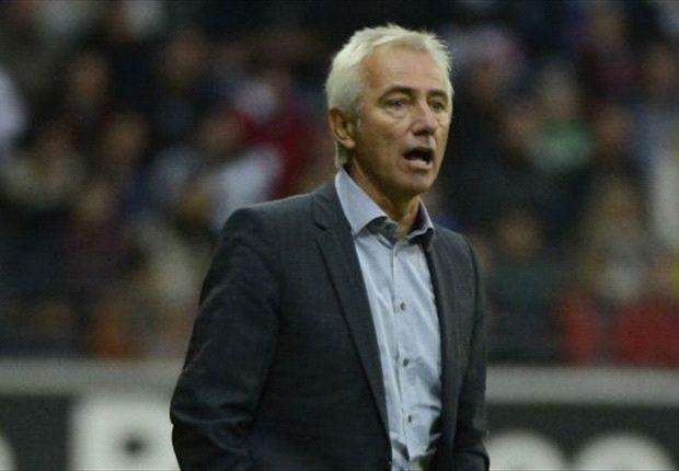 Will mit seiner neuen Mannschaft auch in Nürnberg bestehen: Bert van Marwijk