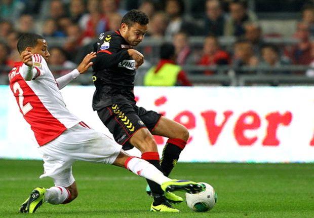 Enam Gol Ajax Hancurkan Go Ahead Eagles