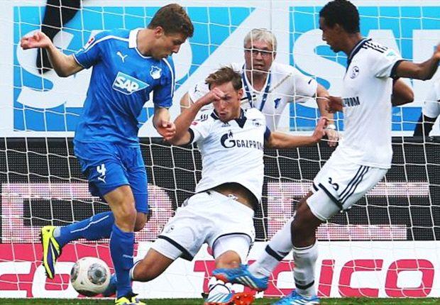 Hoffenheim hätte das Spiel fast noch gewonnen