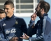 Higuain and Lamela want Copa glory