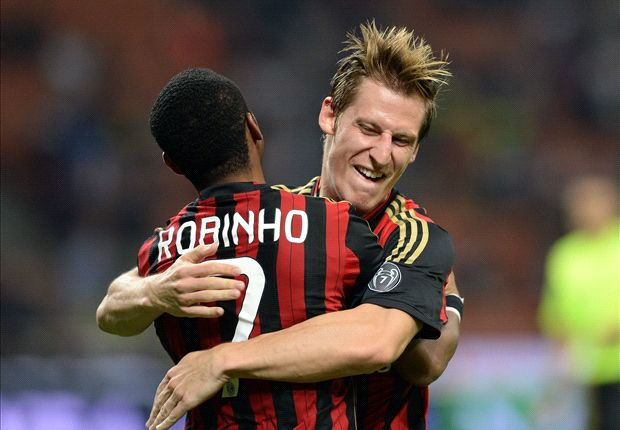 Valter Birsa Bawa AC Milan Ke Trek Kemenangan