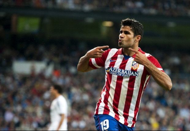 Del Bosque eyes Diego Costa Spain call-up