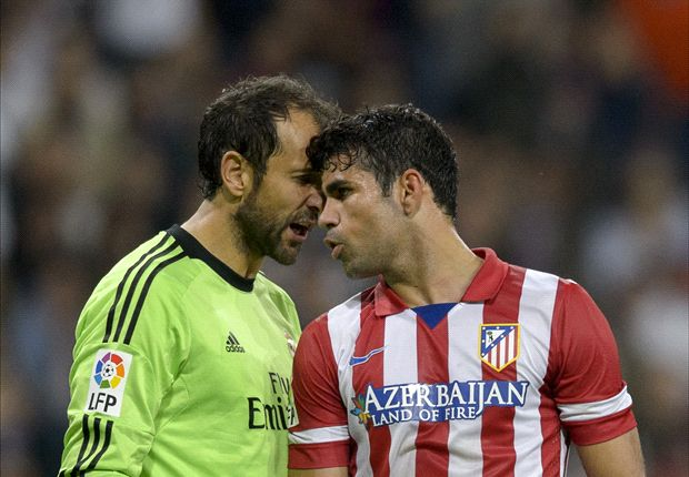 Es war ein giftiges Derby, welches Atletico gegen Real gewinnen konnte