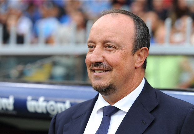 I am consistent not courageous, says Benitez