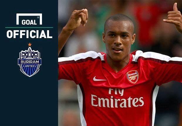 Buriram United Gaet Mantan Pemain Arsenal