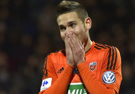 NO Liverpool bid for Lorient's Guerreiro
