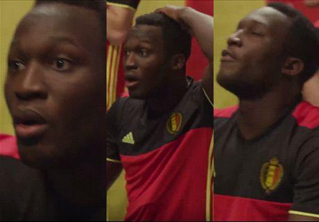 Lukaku TROLLED on Fifa 16