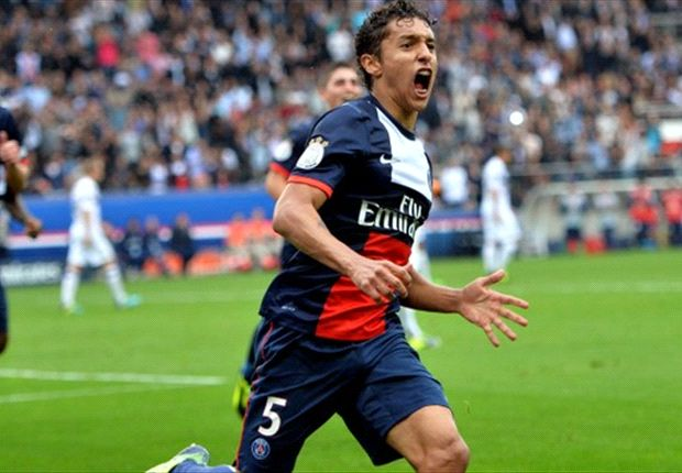 In Marquinhos, Paris Saint-Germain might have the next Thiago Silva