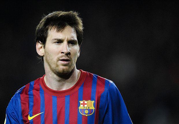 Vorerst zum Zuschauen verdammt: Leo Messi