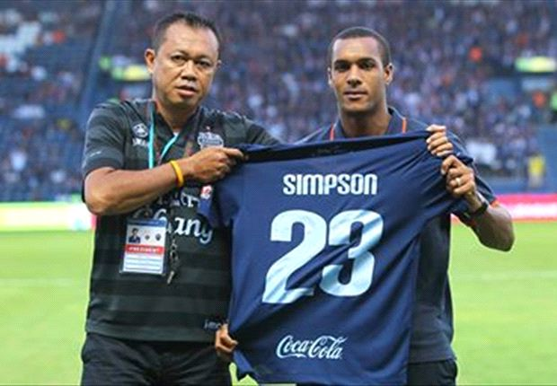 Thai club signs former Arsenal starlet Jay Simpson