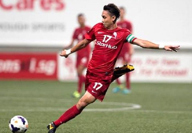 Shahril Ishak emerged as the team's top scorer for the second season (Photo: FAS)