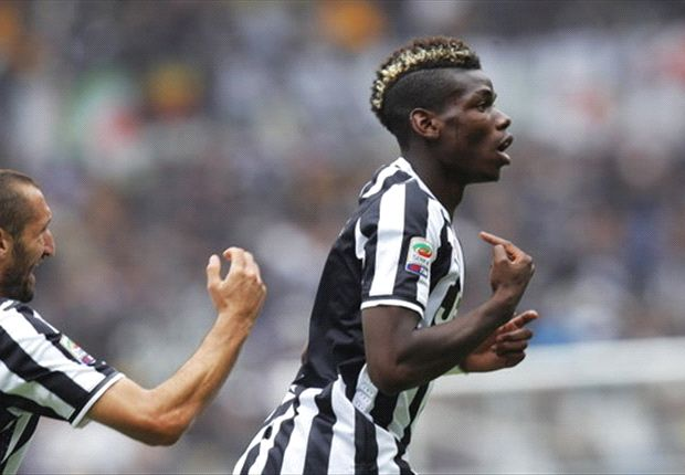 Pogba: I'm happy at Juventus