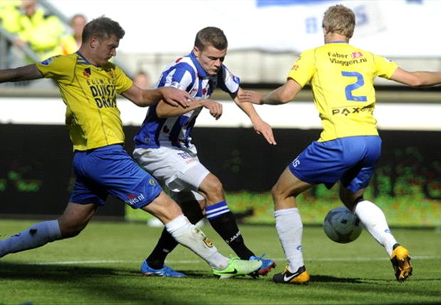 Heerenveen kampioen van Friesland na derbywinst
