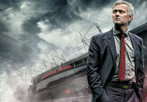 OFFICIAL: Mourinho appointed Manchester United manager