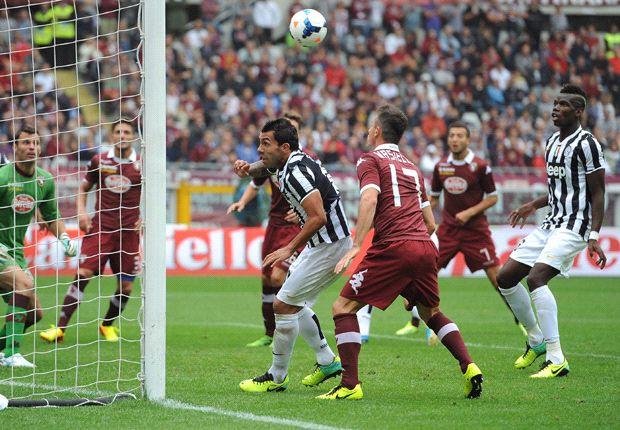 REVIEW Serie A Italia: Sassuolo Tahan Imbang Lazio