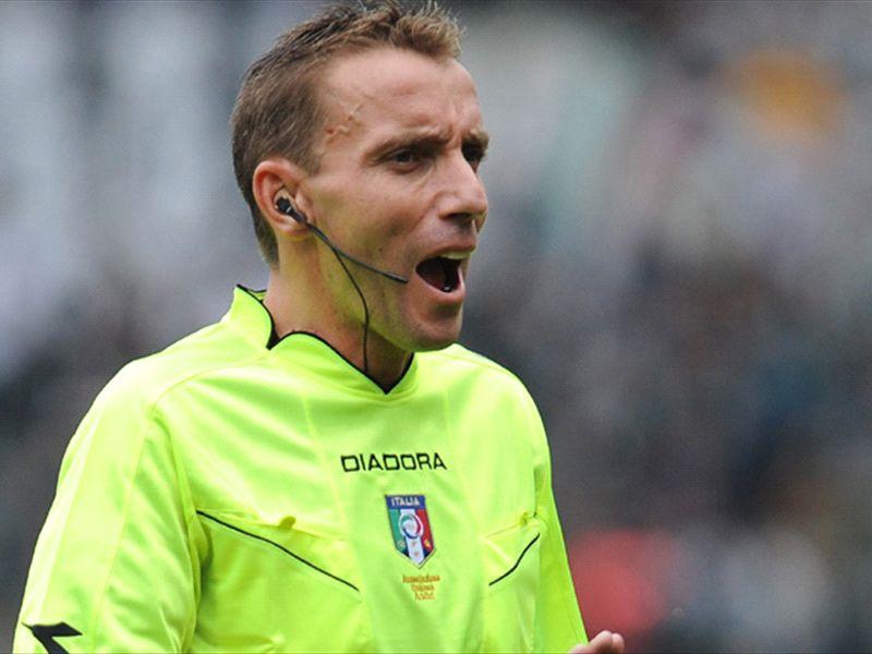 Serie A, gli arbitri della 26ª: Roma-Milan a Mazzoleni