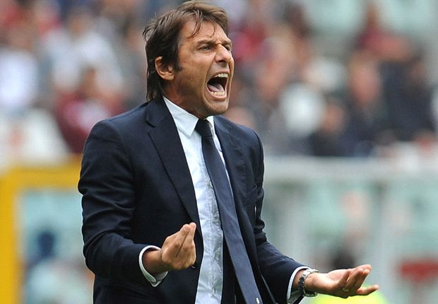 Antonio Conte senang Juventus menang di derby Turin
