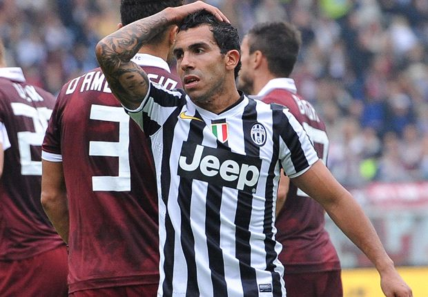 Tevez shocked by Serie A pace